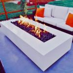 Как выбрать газовый камин для дачи или загородного дома