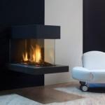 Газовый камин в квартире – можно или нельзя?