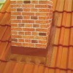 Технология изоляции дымохода на крыше