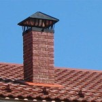 Установка дымохода в деревянном доме: правила и особенности