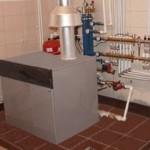 Правильное подключение и монтаж дымохода для газового котла