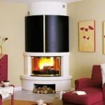 Как сделать электрический камин для квартиры