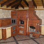 Типы и конструкции отопительных печей для бани
