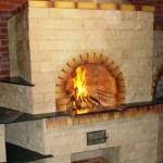 Кладка дровяной печи для дома или дачи