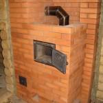 Как сложить дровяную печь для бани