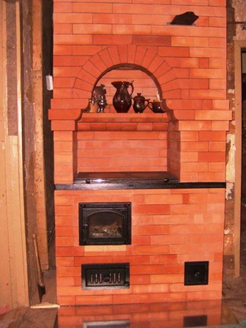 Печь варочная своими руками видео фото