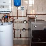 Закрытая система отопления в частном доме