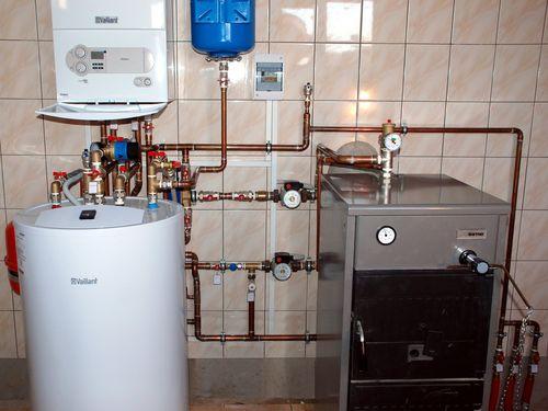 Что такое закрытая система отопления?