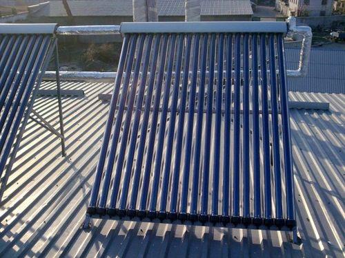 Гелиосистема на крыше