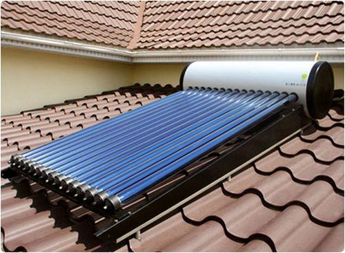 Делаем солнечное отопление дома