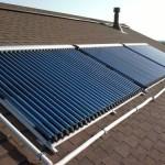 Как организовать солнечное отопление дома своими руками