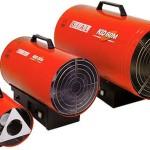 Газовые теплогенераторы для воздушного отопления дома: как выбрать?
