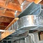Как организовать отопление дома теплым воздухом