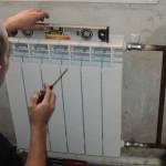 Самостоятельная замена радиаторов отопления в квартире