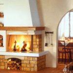 Как выбирать дровяные камины для загородного дома