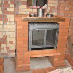 Как функционирует камин с воздушным отоплением