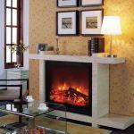 Обзор про электрические камины Real Flame