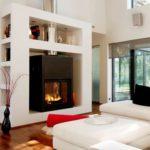 Как расположить камин в доме: выбираем место установки