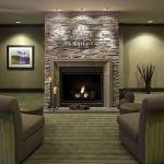 Красивые камины в интерьере частного дома