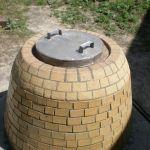 Пошаговая инструкция по изготовлению тандыра из кирпича