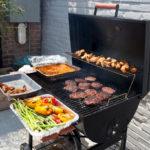 Как готовить еду на уличном барбекю